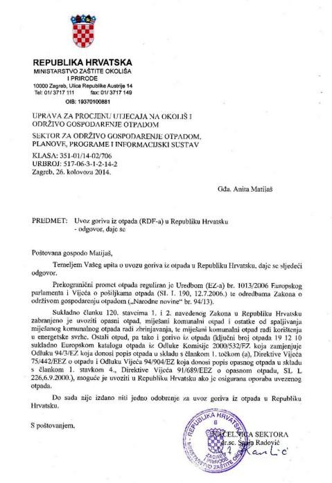 MZOIP - Uvoz rdf - odgovor 2
